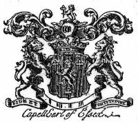 Capell family crest